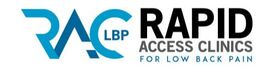 RAPID ACCESS CLINIC LOW BACK PAIN